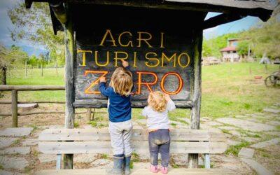 Agriturismo Zaro aperti dal 30 maggio