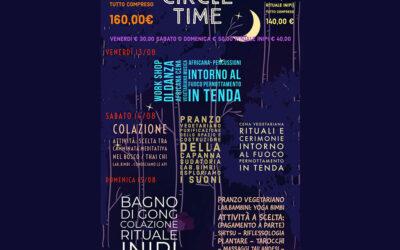 Circle Time edizione 2021